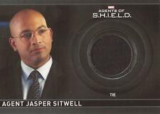 Marvel Agents of Shield - CC15 ARMANI VARIANT Tie Costume Card #065/175