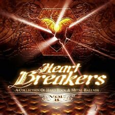 Heart Breakers Vol II CD NEW SEALED Metal Ballads Soil/Doro/Axxis/Magica/Shakra+