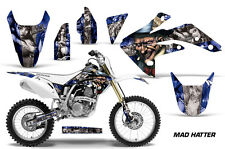 Honda Graphic Kit AMR Racing Bike Decal CRF 150R Decal MX Parts 07-13 MAD HATTER