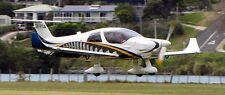 Dyn'Aéro MCR4S Kitbuilt Ultralight Airplane Model Replica Large Free Shipping