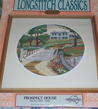 Semco Classics Longstitch Kit Prospect House 3250 0006 incomplete project