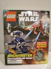 Lego Brickmaster Star Wars 8 Exclusive Models 2 Mini Figures 240 Bricks