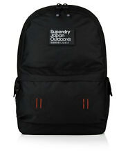 Superdry Real Montana Rucksack in Black
