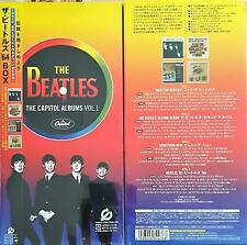 The Beatles  Box The Beatles Capitol Albums  Vol. 1 Cd Sigillato Sealed
