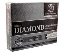 Khadi Natural Diamond Sparkling Mini Facial Kit for Radiant & Lustrous Skin-75gm