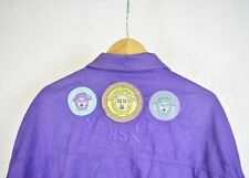 Large Vintage Versace Ladies Medusa Head Jacket