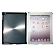 iPad 3 Silver Quality Shining Aluminium Hard Back Case Cover for Elegant Look