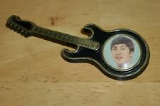 The Beatles Genuine 1963 Invicta Guitar Brooch Pin Badge John Lennon