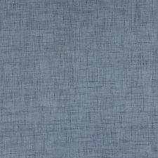 Jane Churchill Woven Tweed Texture Upholstery Fabric- Ross/Blue 2.75 yd J474F-16
