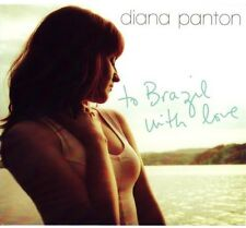To Brazil With Love - Diana Panton (2013, CD NIEUW)