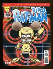 TUTTO RAT MAN  N. 9 - ORTOLANI - ED. PANINI CULT COMICS - [N12]
