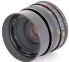 Summicron-R 1:2/50mm E55 ROM Prime Lens by LEITZ 1985 for Leica R8 R9 Leica R6.2
