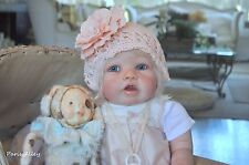 Custom Reborn Toddler Baby Doll~PARIS ALLEY~ CUSTOM ORDER