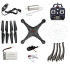Syma X5SW Drone Quadcopter Blades Battery Charger Frame Motor Spare Parts