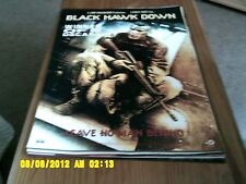 Black Hawk Down (ridley scott film) Movie Poster A2