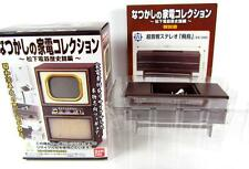 Bandai dollhouse miniature old fashioned Record Player