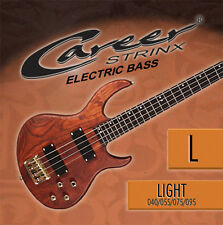E-Bass Saiten: Career L (040-095) - light