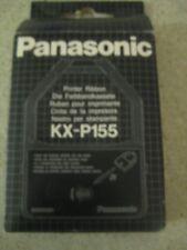 PANASONIC KX _ P155, black printer ribbon, new