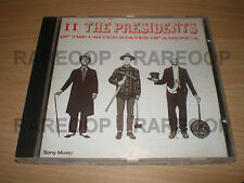 II by The Presidents of the United States of America (CD) MADE IN ARGENTINA