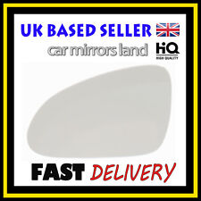 Left Passenger Wing Car Mirror Glass Replacement VAUXHALL ASTRA J 2010-2015