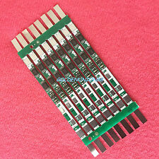 8PC  1cell 4A Protection circuit PCB for 18650 Li-ion Lipolymer Lithium battery