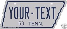 Tennessee 1953 Tag Custom Personalize Novelty Vehicle Car Auto License Plate