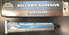 Mercruiser Alpha Bravo bellows Adhesive tube 92-86166Q1 Mercury Marine bellow
