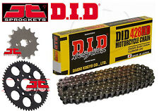 Hizo Heavy Duty 428 Unidad Cadena & JT Sprocket Upgrade Kit Honda MSX125 GROM