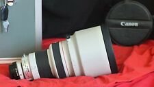 COLLECTOR SUPER-RARE Canon -FD- 200mm 1.8L  f/1.8-(FD MANUAL) BEAUTIFUL EXC+++
