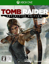 Tomb Raider Definitive Edition (Xbox One) Digital Download