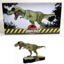 [USED] Tyrannosaurus T-REX Jurassic Park Premium Motion Statue F/S