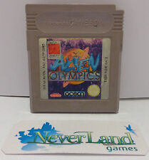 Go GB Console Gioco Game Cartuccia Nintendo Game Boy UKV Ocean - ALIEN OLYMPICS