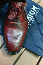Rare !Mephisto wing-tip oxford goodyear shoes sz 8.5 Made in France