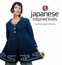 Japanese Inspired Knits (Marianne Isager Collection)-ExLibrary