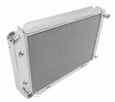1980 -93 Mustang & 1980 -93 Ford Cars 4 Row All Aluminum Champion Radiator MC138