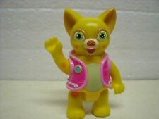 "2010 Dottie Dotty 3.25"" Learning Curve Action Figure Disney Special Agent Oso"