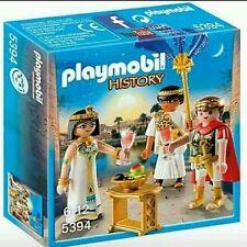 5394 Cleopatra y Marco Antonio Playmobil NOVEDAD,ya en stock! roman,romano,César