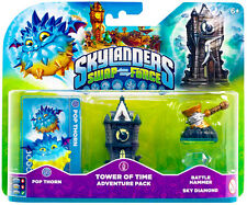 Skylanders Adventure Pack Tower Time (Swap Force) IT IMPORT ACTIVISION BLIZZARD