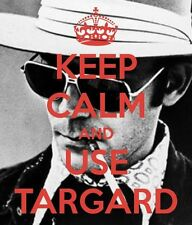 Hunter S. Thompson Cigarette Filter - TarGard Permanent Filter Tar Gard Holder