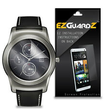 3X EZguardz LCD Screen Protector Skin HD 3X For LG Watch Urbane (Ultra Clear)