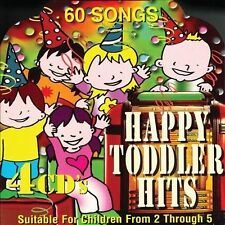 60 Happy Toddler Hits New CD