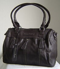 Handtasche Shopper Bag Babette Boston Brown Fritzi aus Preußen