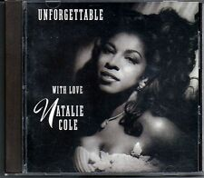 Natalie Cole, Unforgettable with Love - CD released 1991