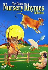 THE CLASSIC NURSERY RHYMES COLLECTION - Region Free DVD -new