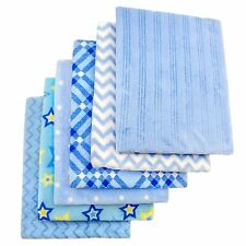 Cozy Fleece Baby Blankets for Boy, Assorted