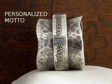 MySacrum PERSONALIZED MOTTO HAMMERED