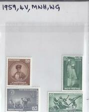 1959 4 FULL Year Pack of STAMPS MNH PERFECT CONDITION