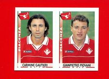 CALCIATORI Panini 2000-2001 - Figurina-sticker n. 540 - PIACENZA -New