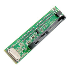 """2.5"""" IDE Female HDD SSD IDE 44 Pin Connector To 7+15P SATA Adapter Converter T1"""
