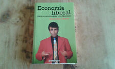 Usado - ECONOMIA  LIBERAL - Xavier Salas i Martin - Item For Collectors